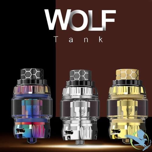 SnowWolf Wolf 6ML Sub-Ohm Tank