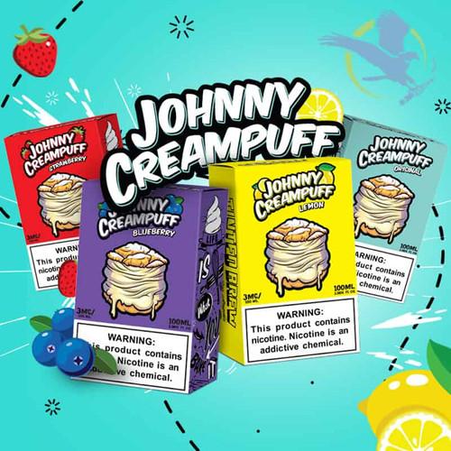 Johnny Creampuff E-Liquid By Tinted Brew 100ML