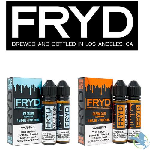 FRYD E-Liquid 120ML (2 x 60ML)