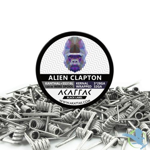 Akattak 120 Inch Alien Clapton Wire Spool