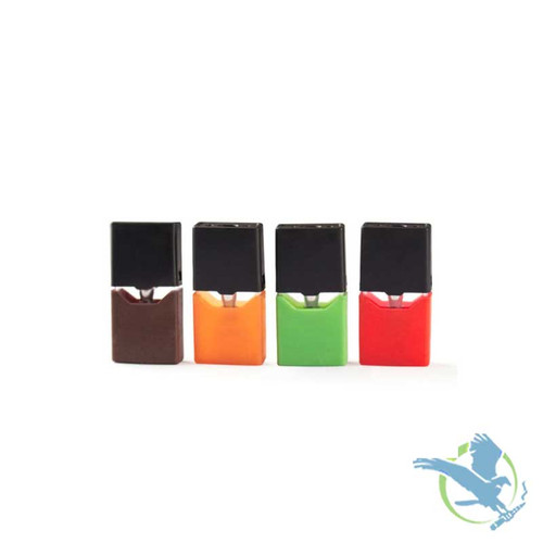 Longmada J-Pods 0.4ML Unfilled Replacement Pods for Juul - Pack Of 4