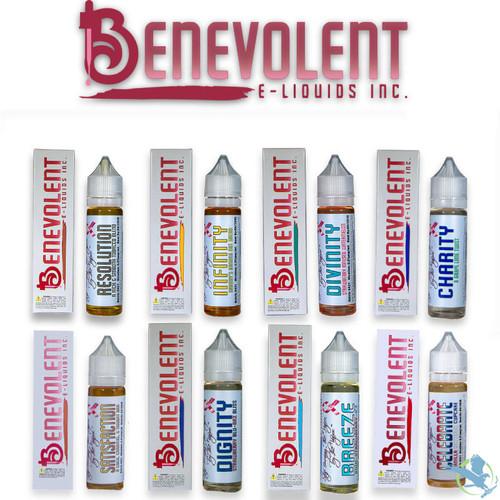 Benevolent E-Liquid 50ML