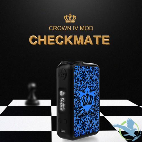 Uwell Crown IV 200W TC Box Mod - Checkmate Edition