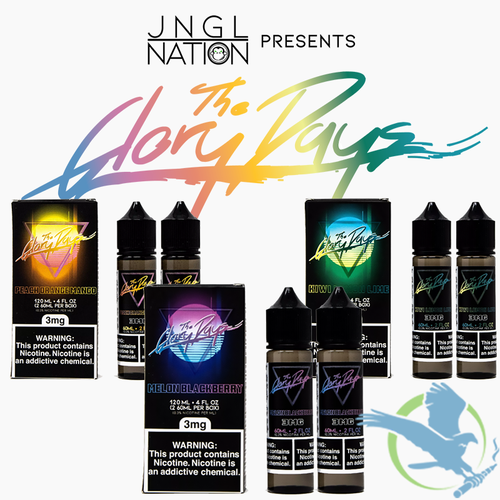 The Glory Days By JNGL Nation E-Liquid 120ML (2 X 60ML)