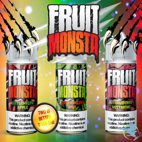 Fruit Monsta E-Liquid 200ML (2 X 100ML)