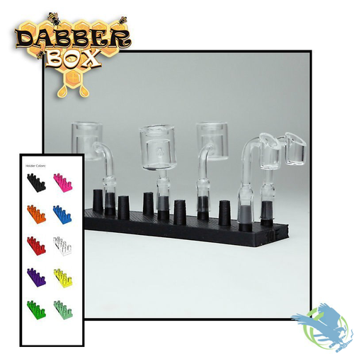 Dabber Box 3D Printed Full Tray Female Banger Holder