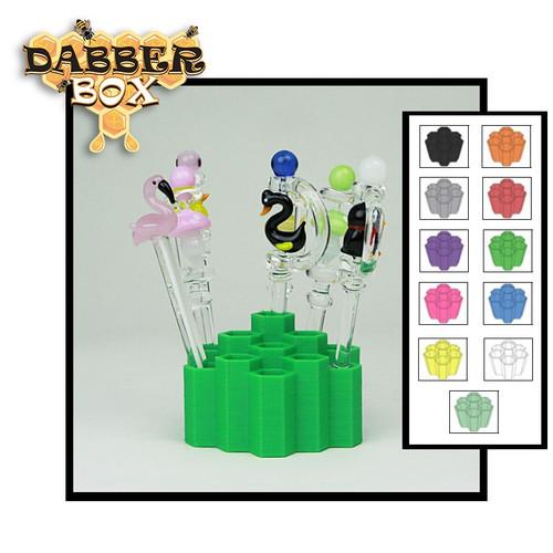 Dabber Box 3D Printed Large Dabber Holder