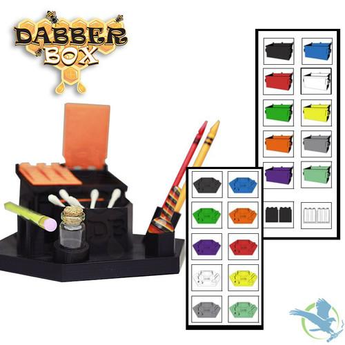 Dabber Box 3D Printed Dab Station