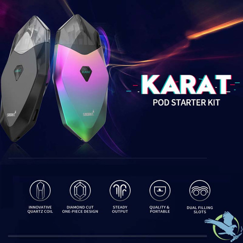 Smoant KARAT Pod System Starter Kit With 2ML Refillable Pod