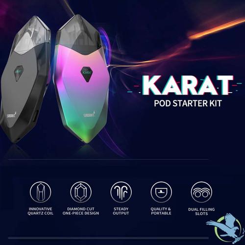 Smoant KARAT Pod System Starter Kit With 2ML Refillable Pod