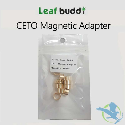 Leaf Buddi Ceto Magnet Adapter - Pack of 10