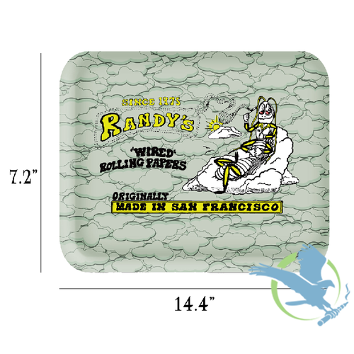 Randy's Large Rolling Tray