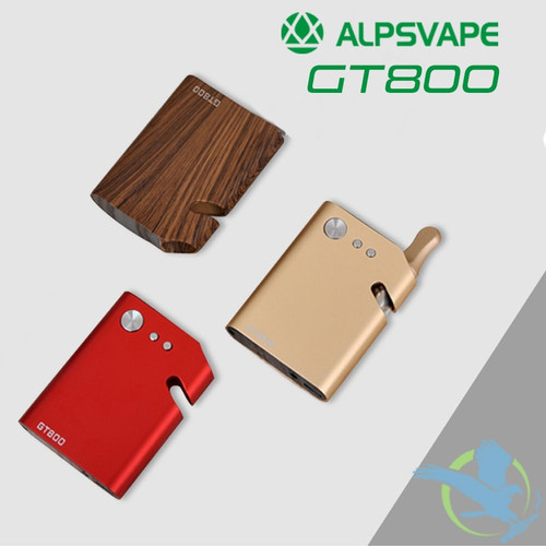 Alpsvape GT800 20W 800mAh TC/VV Box Mod
