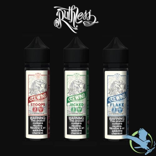 Ruthless Rewind E-Liquid 60ML
