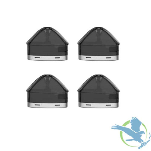 VooPoo Finic Fish 1.7ML Refillable Replacement Pod - Pack Of 4