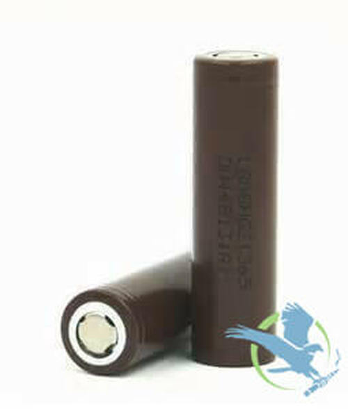 LG HG2 3000Mah 2Pack 18650 3.7V Authentic Battery (MSRP $25.00)