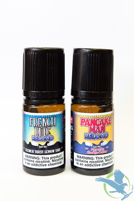 Vape Breakfast Reload Salt Nicotine E-Liquid 30ML