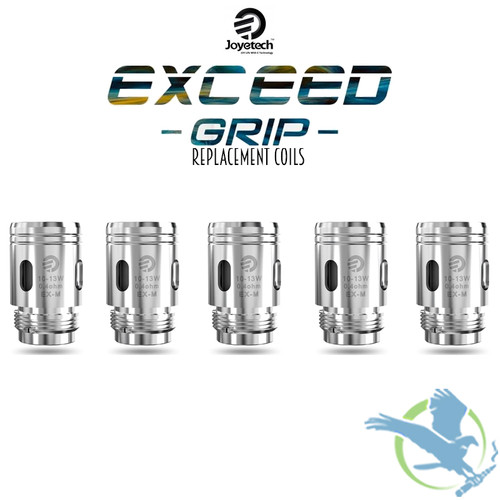 Joyetech Exceed Grip Replacement Coils - Pack Of 5