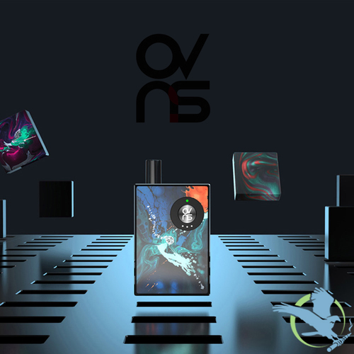 OVNS JC02 650mAh 1.0 ML Pod System Starter Kit
