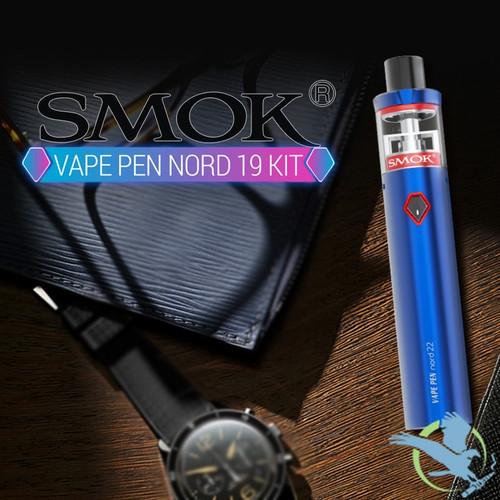 SMOK Vape Pen Nord 19 1300mAh Starter Kit With Detachable 2ML Tank