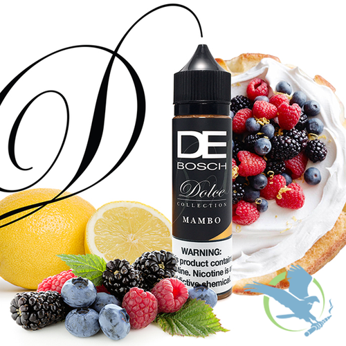 Dolce Collection E-Liquid 60ML - Mambo