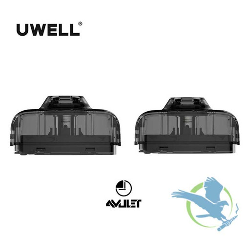 Uwell Amulet 2ML Refillable Pod System - Pack Of 2