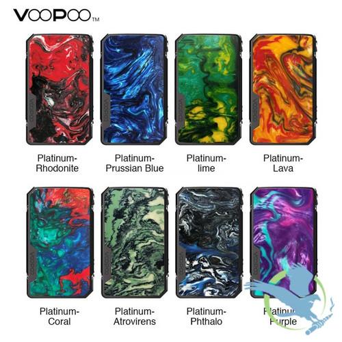 VOOPOO Drag Mini Platinum 117W 4400mAh VV Box Mod
