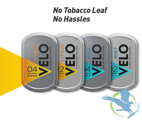 VELO Nicotine Pouches - Display Of 5
