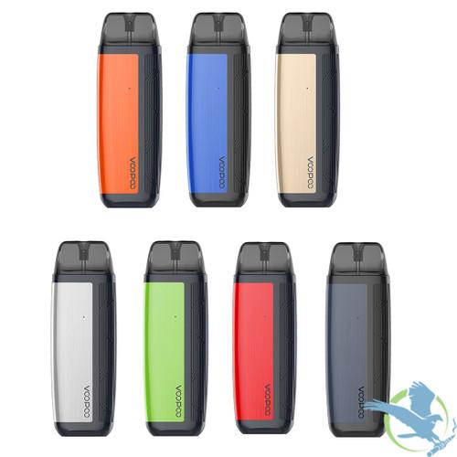 VooPoo Find S 420mAh 1.8ML Refillable Pod System Starter Kit - Blue, Dark Grey, Gold, Green, Orange, Red, Silver