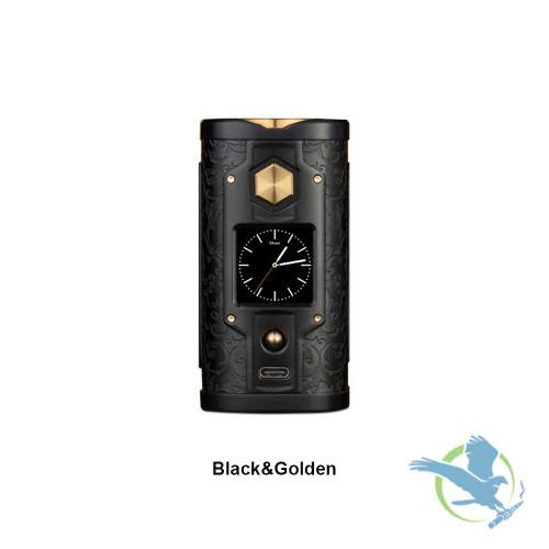 SXmini G Class 200W TC Box Mod - Black&Golden