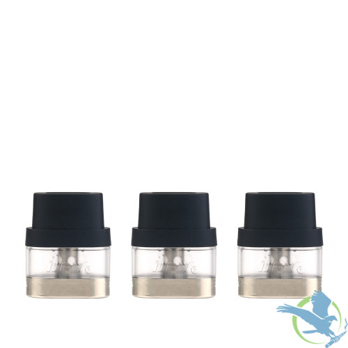 iJoy Neptune 1.8ML Refillable Replacement Pod Cartridge - Pack of 3 - 1.0 ohm, 1.2 ohm