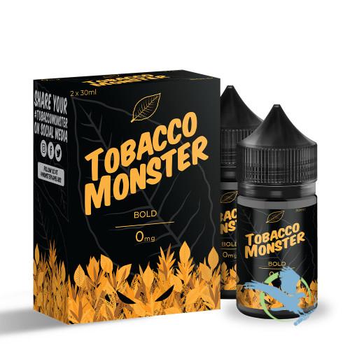 Tobacco Monster E-Liquid By Jam Monster 60ML (2 x 30ML) - Bold