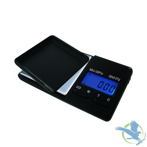 Superior Balance Mini-50 Pro Electronic Scale 50g x 0.01g