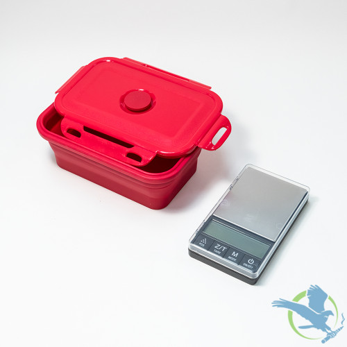 Superior Balance Boss-200 Professional Digital Pocket Scale 200g x 0.01g