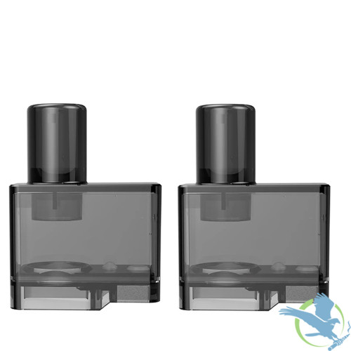 Suorin Elite 3.1ML Refillable Replacement Pod Cartridge - Pack of 2