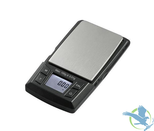 American Weigh Scales AERO-100 Digital Pocket Scale 100 x 0.01g