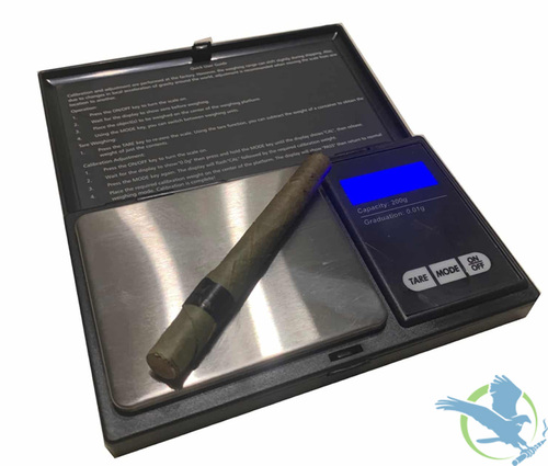 King Palm KP-S100 Digital Mini Scale 100 x 0.01g