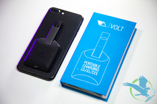 VQ VOLT 420mAh Portable Universal Charger By Vaportronix - Display of 10