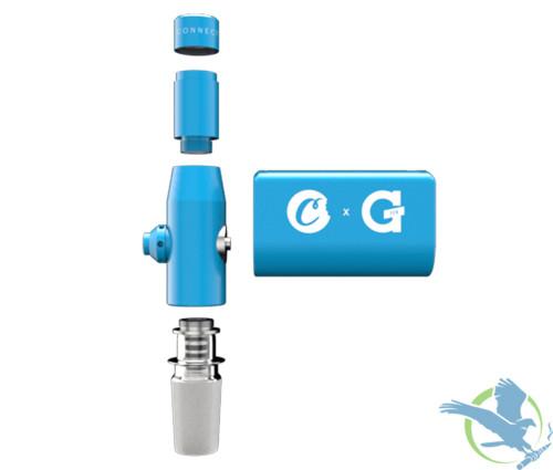 Grenco Science Cookies x G Pen Connect 850mAh Vaporizer Kit - Blue