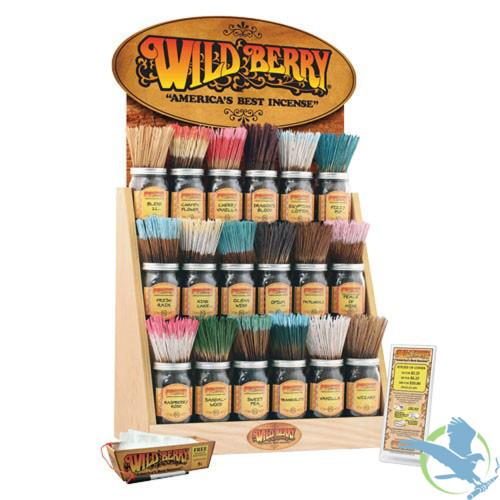 Wild Berry Starter 18 Incense Kit - SET 2