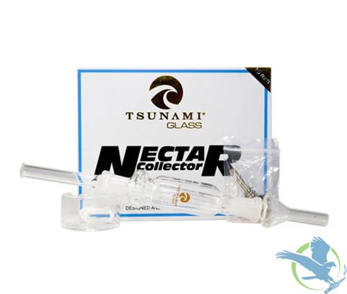 Tsunami Glass 10mm Nectar Collector Kit