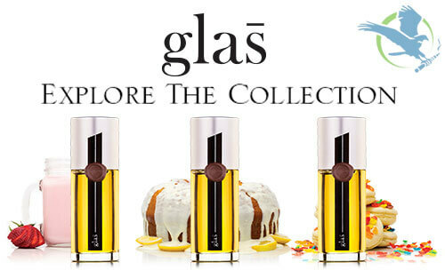 GLAS E-Liquid 75ML (MSRP $24.00)
