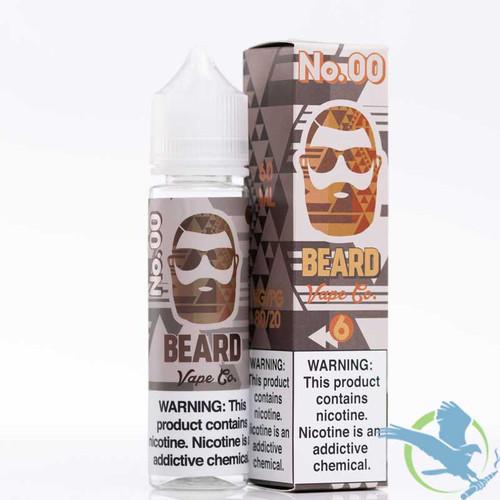 Beard Vape Co. E-Liquid 60ML - No.00