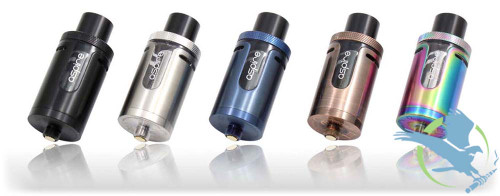 Aspire Cleito EXO 3.5mL Sub-Ohm Tank (MSRP $30.00)