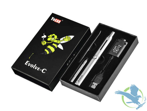 Yocan Evolve-C Wax and Oil Vaporizer Kit (MSRP $17 00)