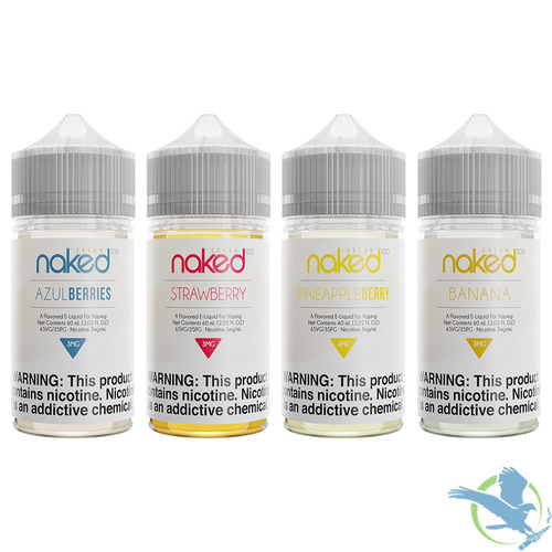 Naked100 Cream E-Liquid 60ML