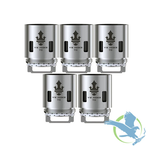 SMOK TFV12 Prince Tank Replacement Coils - Pack of 3 (MSRP $20.00)