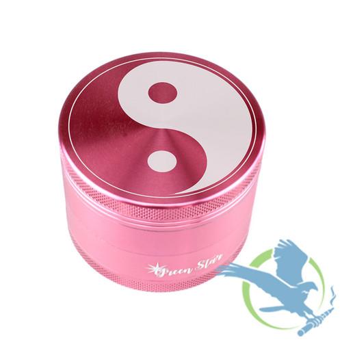 4 Piece Yin Yang Grinder By Green Star *Drop Ships* (MSRP $45.00)