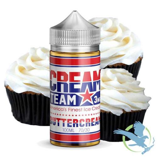 Cream Team E-Liquid 100ML (MSPR $29.00)