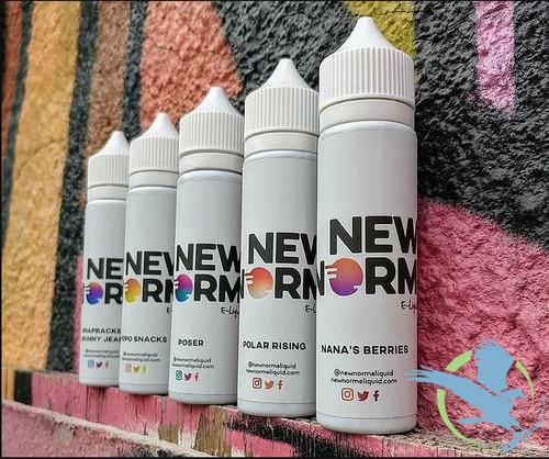 New Norm E-Liquid 60ML